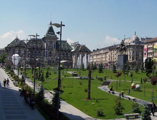 Oraşul Craiova – inima regiunii istorice Oltenia